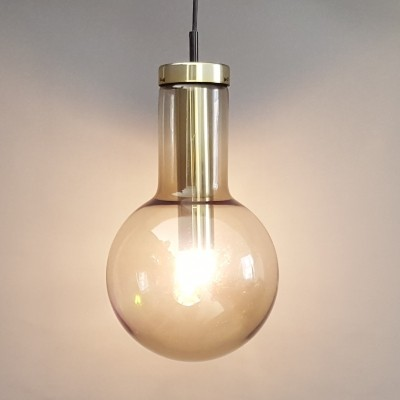 Bulb Maxi hanging lamp by Raak Amsterdam, 1960s