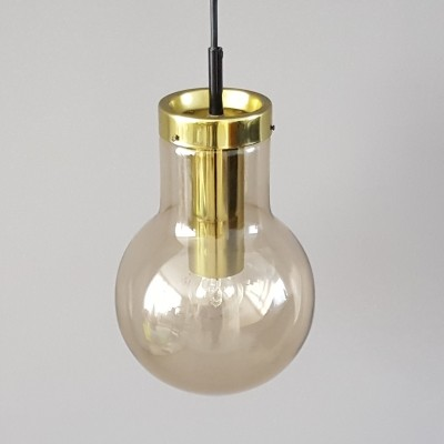 Bulb Small hanging lamp by Raak Amsterdam, 1960s