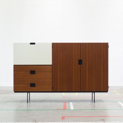 CU09 cabinet by Cees Braakman for Pastoe, 1950s