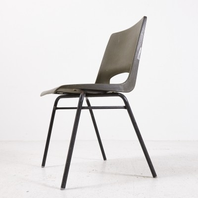Dinner chair by Philippus Potter for Ahrend de Cirkel, 1970s