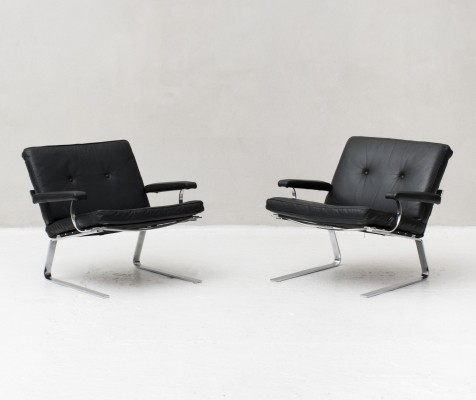 Pair of easy chairs, Germany 1960s