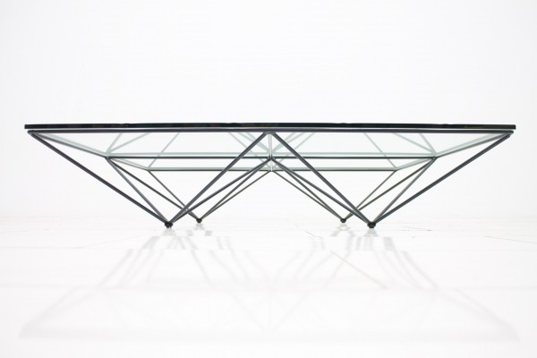 Alanda coffee table by Paolo Piva for B & B Italia, 1970s