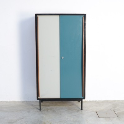 Wardrobe Cabinet by Willy Van Der Meeren for Tubax