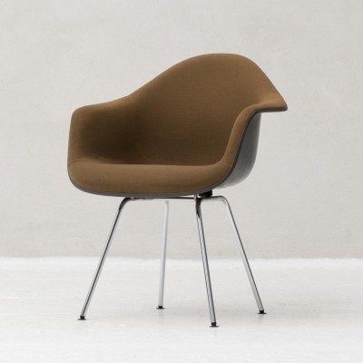 'Dax' shell armchairs by Charles & Ray Eames for Herman Miller