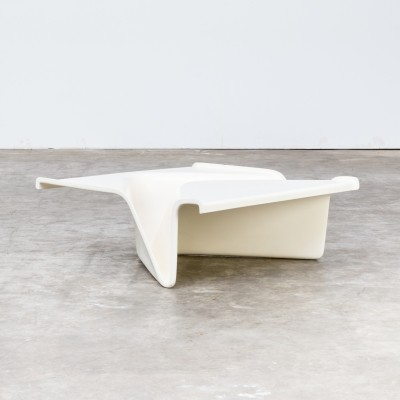 Cesare Leonardi & Franca Stagi 'kappa' coffee table for Fiarm