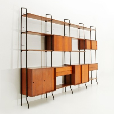 Aedes wall unit by AMMA Torino, 1950s