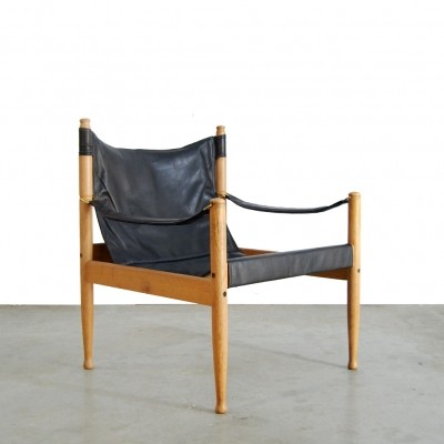 Arm chair by Eric Wørts for Niels Eilersen, 1960s