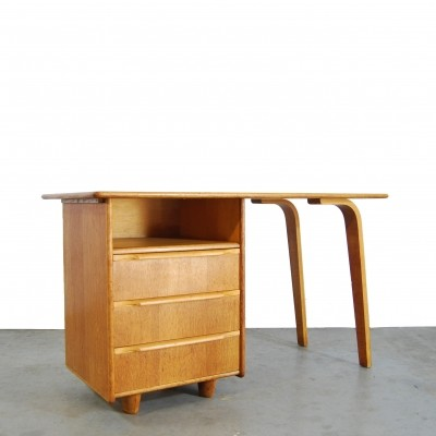 EE02 writing desk by Cees Braakman for Pastoe, 1960s