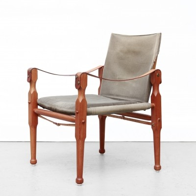 Safari lounge chair by Kaare Klint, 1960s