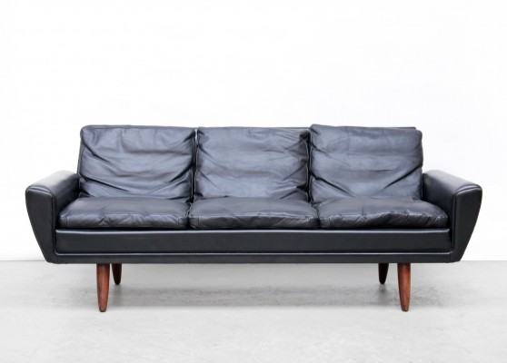 Model 64 sofa by Georg Thams for AS Vejen Polstermobelfabrik Denmark, 1960s