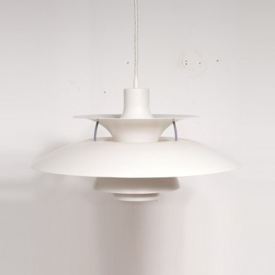 5 x hanging lamp by Poul Henningsen for Louis Poulsen, 1960s