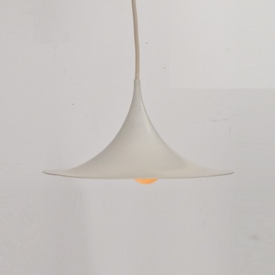 Hanging lamp by Claus Bonderup & Torsten Thorup, 1960s