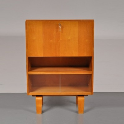 Cabinet by Cor Alons for De Boer, 1950s