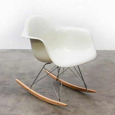 RAR Rocking Chair By Charles U0026 Ray Eames For Herman Miller, 1960s
