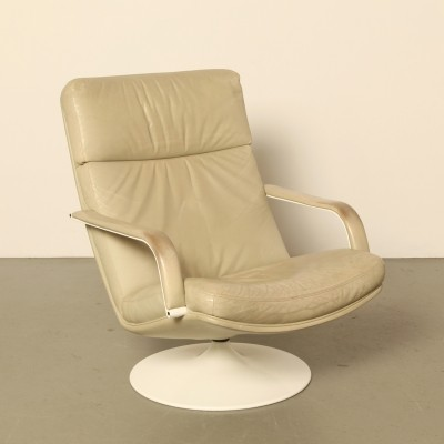 F142 arm chair by Geoffrey Harcourt for Artifort, 1960s