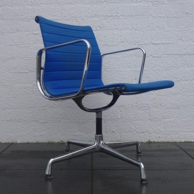2 x EA108 office chair by Charles & Ray Eames for Vitra, 1990s