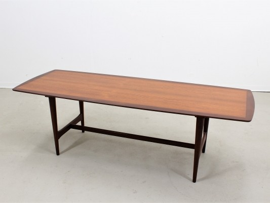 Ilse Möbel coffee table, 1950s