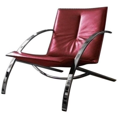 Arc lounge chair by Paul Tuttle, 1970s