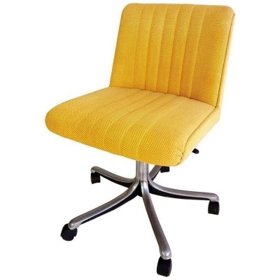6 x P126 office chair by Osvaldo Borsani for Tecno, 1960s