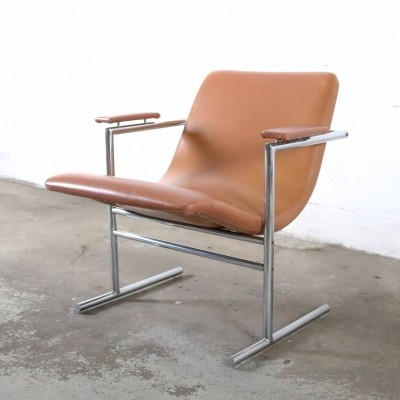 Arm chair by Rudi Verelst for Novalux Belgium, 1960s