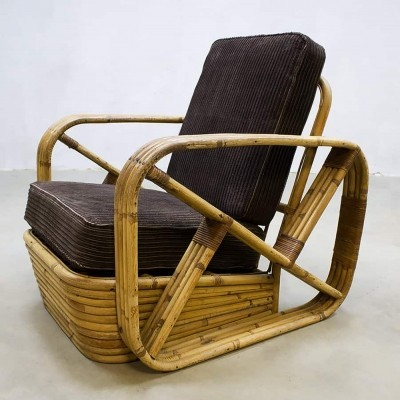 Paul Frankl lounge chair, 1940s