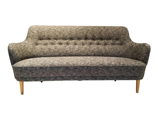 Carl Malmsten Three-Seater Samsas Sofa