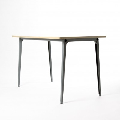 Industrial Reform table by Dutch designer Friso Kramer for Ahrend de Cirkel