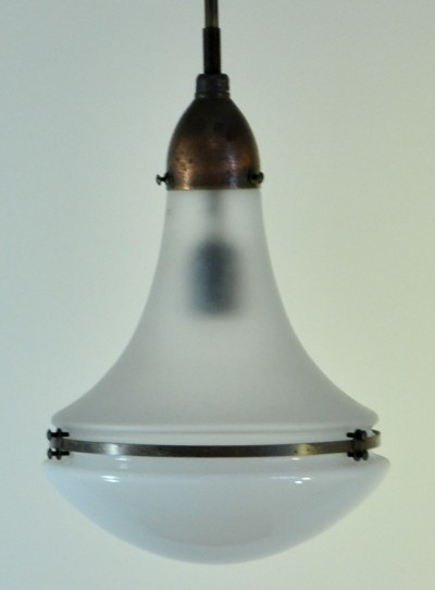 Luzette hanging lamp by Peter Behrens for Siemens, 1930s