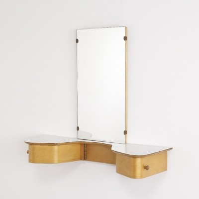 EB05 Dressing table by Cees Braakman for Pastoe, 1950s