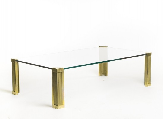 T14 coffee table by Peter Ghyczy for Ghyczy, 1970s