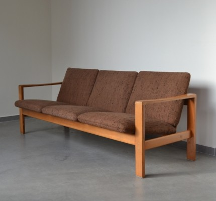 Scandinavian three-seater sofa, 1960s