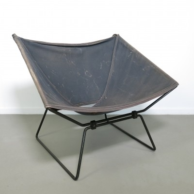 AP14 lounge chair by Pierre Paulin for AP Originals, 1950s