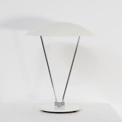 Mid century French design table lamp for SCE