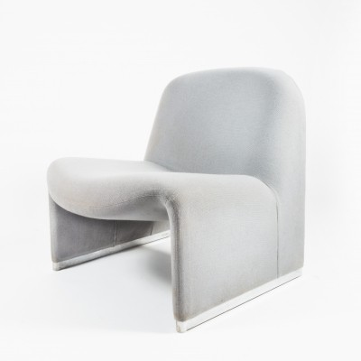 2 x Alky arm chair by Giancarlo Piretti for Castelli, 1970s