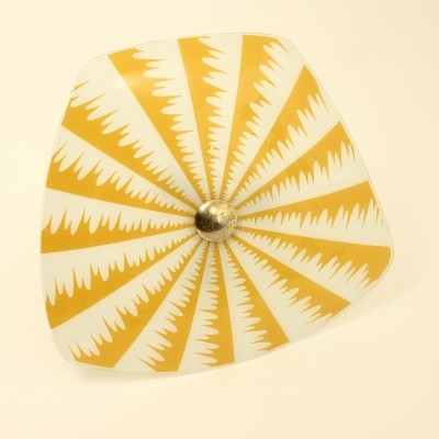 Ceiling plate lamp by Napako