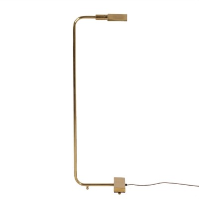 Brass Floor Lamp by Best & Lloyd, England, 1970