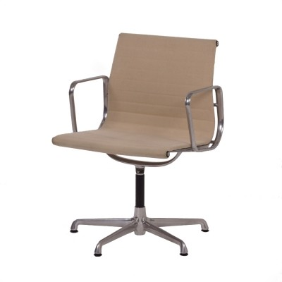 Eames Chair EA 108 by Charles & Ray Eames for ICF Italy, 1980s
