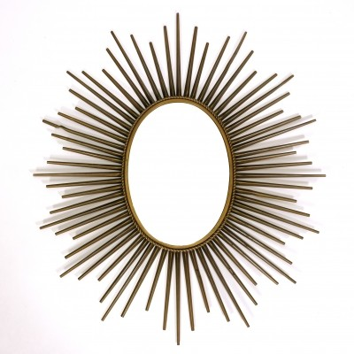 Chaty Vallauris mirror, 1950s