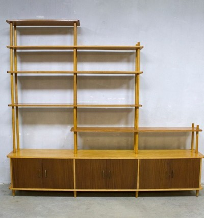 Cabinet by Willem Lutjens for Gouda den Boer, 1950s