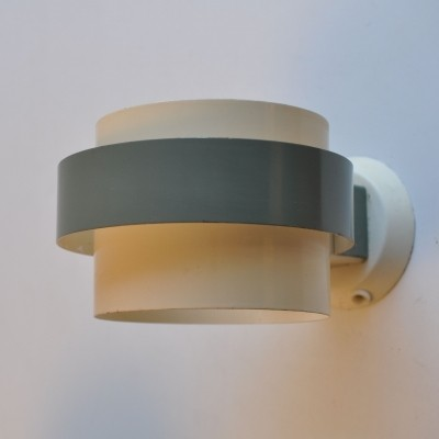 4 x NX25 wall lamp by Louis Kalff for Philips, 1960s