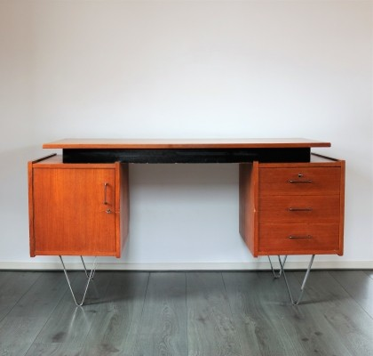 Writing desk by Cees Braakman for Pastoe, 1960s
