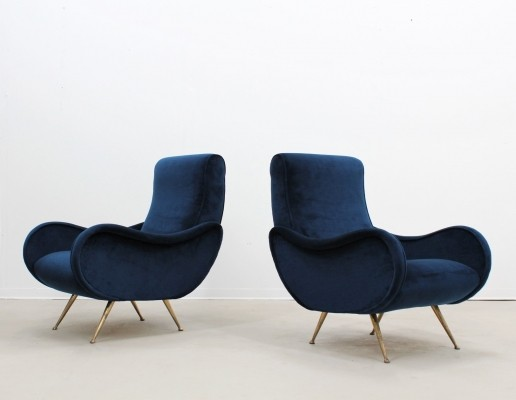 2 x Flexform arm chair, 1950s