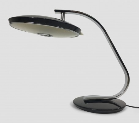 Model 520 desk lamp by Fase, 1960s