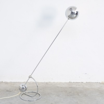 Space Age Floor Lamp '3S' by Paolo Tilche for Sirrah