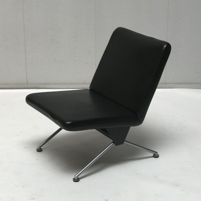 2 x model 1431 lounge chair by André Cordemeyer for Gispen, 1960s