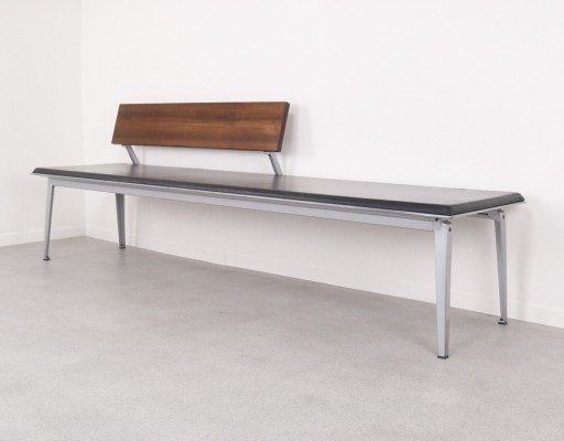 Ahrend 600 museum bench by Bas Pruyser for Ahrend, 1990s