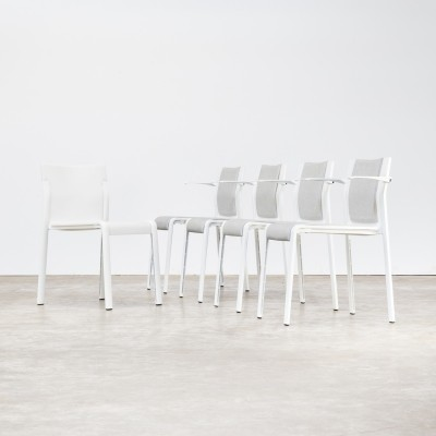 Set of 5 Ahrend dining chairs, 1990s