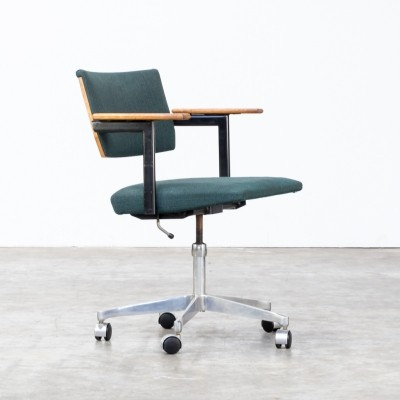 Friso Kramer adjustable office chair for Auping, 1960s