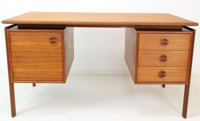 Writing Desk by Arne Vodder for GV Møbler, 1960s