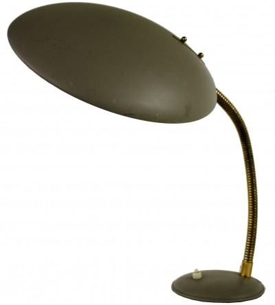 Grey Bauhaus Table Lamp from Philips